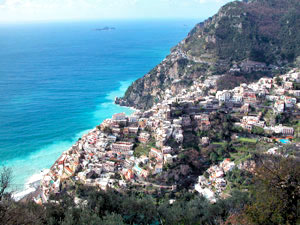 Positano (foto by Giuseppe Ruggiero - Virtual Trends s.r.l.)