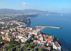 Sorrento coast (Photo by Giuseppe Ruggiero - Virtual trends s.r.l.)